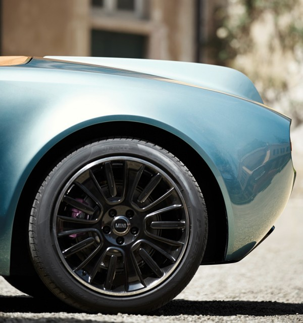 Mini Supperleleggera Vision Roadster