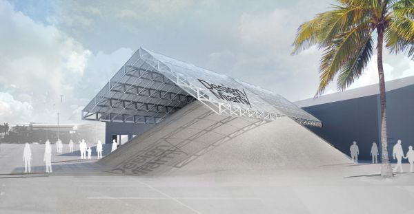 Design Miami Pavilion by Formlessfinder