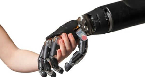 Sense of touch in prosthetic limbs