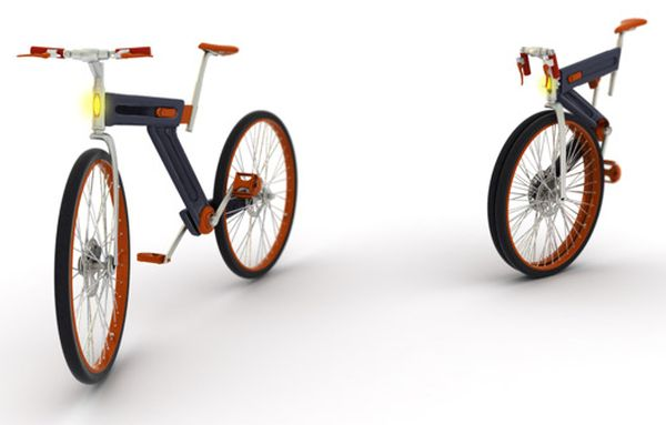 The Urban Folding Bike