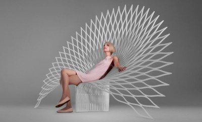 Unusual chair designs that fit right in with a creative décor