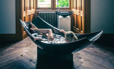 carbon fiber Vessel Series bathtub