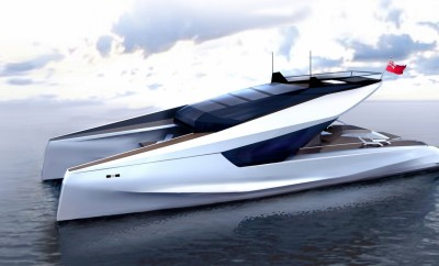 Peugeot's luxury 115 Power Catamaran 2