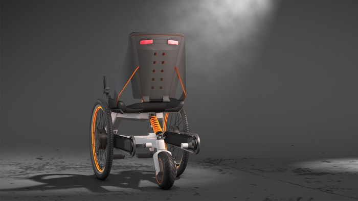 eV – An electric wheelchair  5