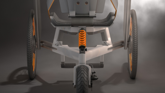 eV – An electric wheelchair  6